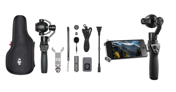 DJI Osmo+ gimbal review