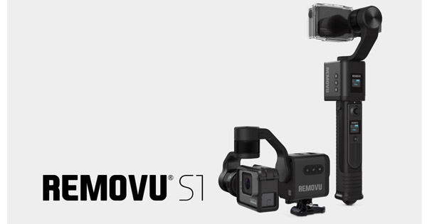 Removu S1 gimbal review