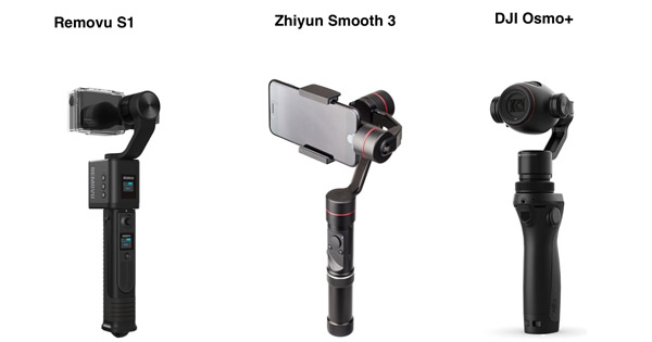 Criteria buying gimbal stabilizer