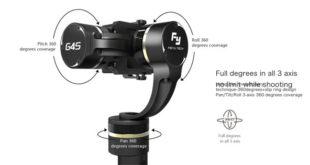 Feiyu G4S 360° axis