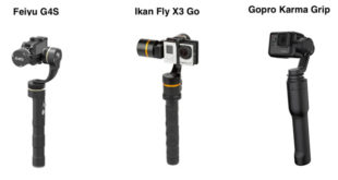 Fix Gopro on gimbal