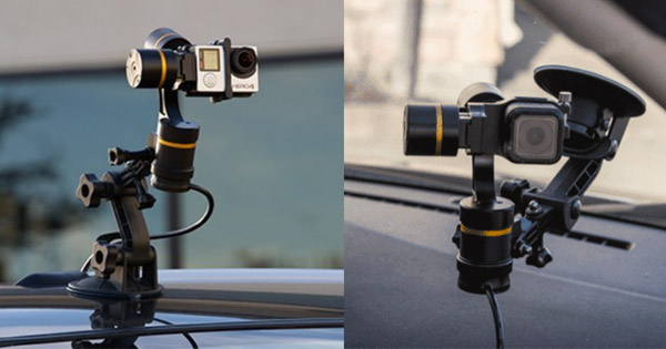 Ikan Fly X3 Go Gimbal Review