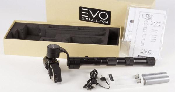 Best Gopro stabilizer EVO GP PRO