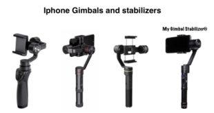 iPhone stabilizer gimbal